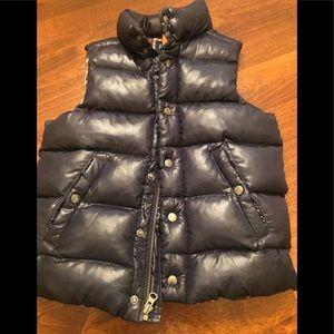 Boys Gap Puffer Vest. NWOT Sz 6/7